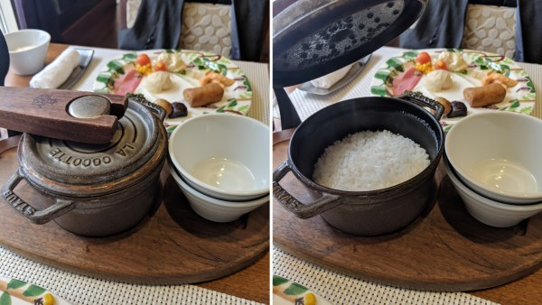 Tsuruga Resort and Spa Review - Rice