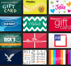 Raise Promo Code: Extra 5% off 15 Top Stores Gift Cards Including Rite Aid at 21% Off