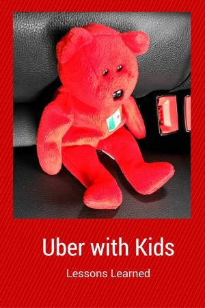 First Time Uber with Kids: Four Lessons Learned