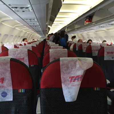 Flying the Cycle – One Euro-Business and One Economy Seat