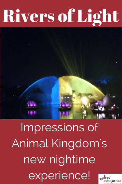 Rivers of Light Preview Impressions