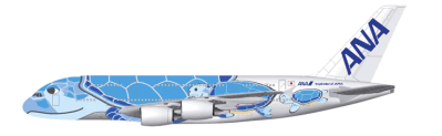 The ANA Hawaii A380 Livery Announced