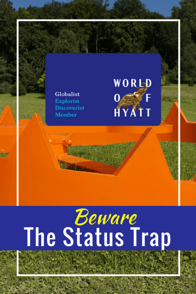 Are you Caught in The Status Trap?