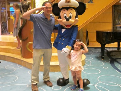 Six reasons to take a young child on a Disney Cruise