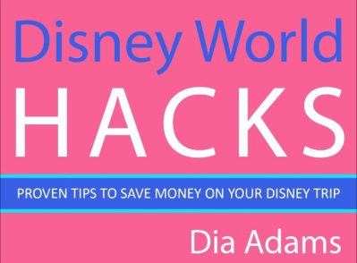 My Disney World Hacks eBook Is Live!