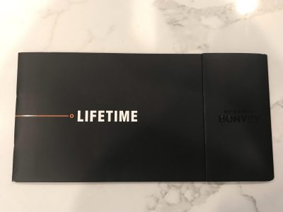 Marriott Lifetime Titanium Elite Membership Package Unboxing
