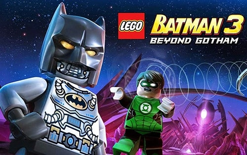 Save for LEGO Batman 3  Beyond Gotham   Saves For Games LEGO Batman 3  Beyond Gotham