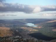 Loch Doon from Mullwharcher