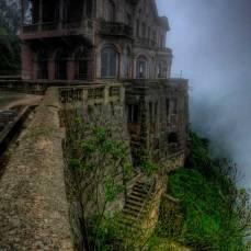 Hotel El Salto, Colômbia .