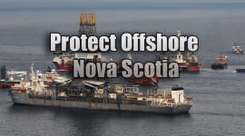 The Campaign to Protect Offshore NS (CPONS) asserts that it is imperative and urgent that immediate action be taken.  ~Image by U.S. Coast Guard photo by Petty Officer 3rd Class Patrick Kelley