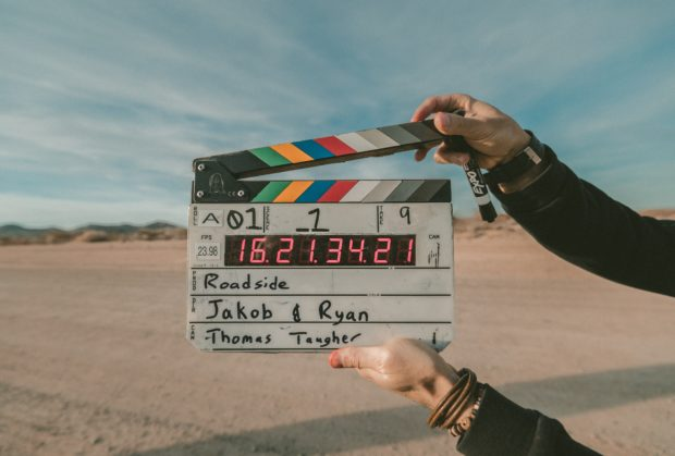 Video content is prepared for filming, Photo by Jakob Owens on Unsplash