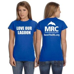 love-our-lagoon-ladies-tee