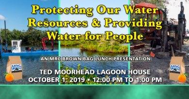 October 1, 2019 Brown Bag Lunch