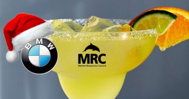 BMW Margaritas For Mangroves Holiday Fundraiser for the Lagoon