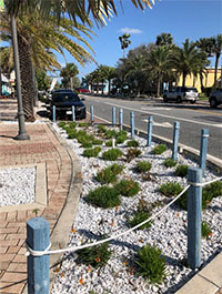 Stormwater infrastructure, Cocoa Beach