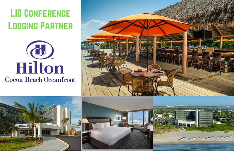 The Hilton Cocoa Beach Oceanfront Special LID Conference Rate $141