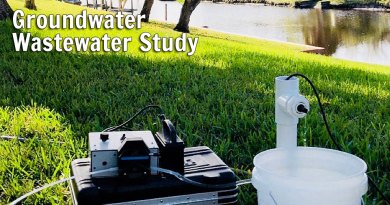 Groundwater Wastewater Study