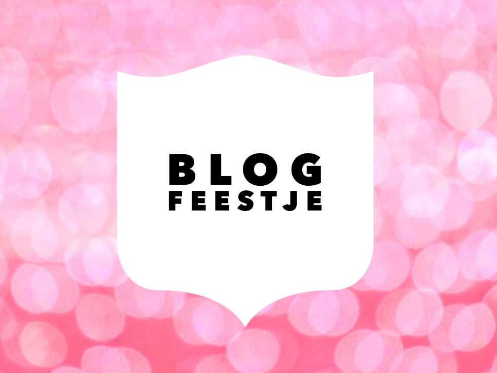 Blog feestje