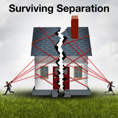 Surviving marital separation.