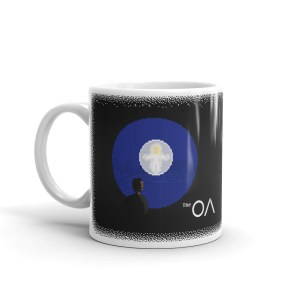 Through The Rose - Pixel Art - Mug - Original #SaveTheOA Merchandise