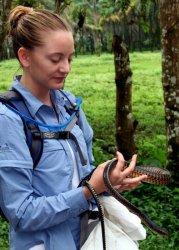 snake biologist