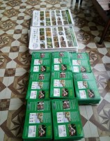 Brochures (both in English and in Nepali) and posters
