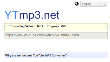 Online Video Converter - Save videos as mp3, download