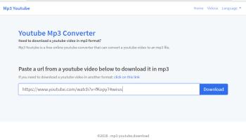 My Youtube Mp3