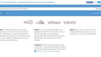 VideoGrabber Net Review Online version Tutorial Download