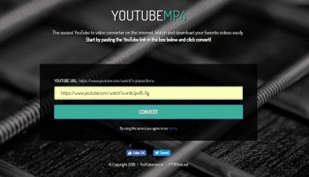 YoutubeMp4 site - Youtube Mp4 Downloader, works with playlists too