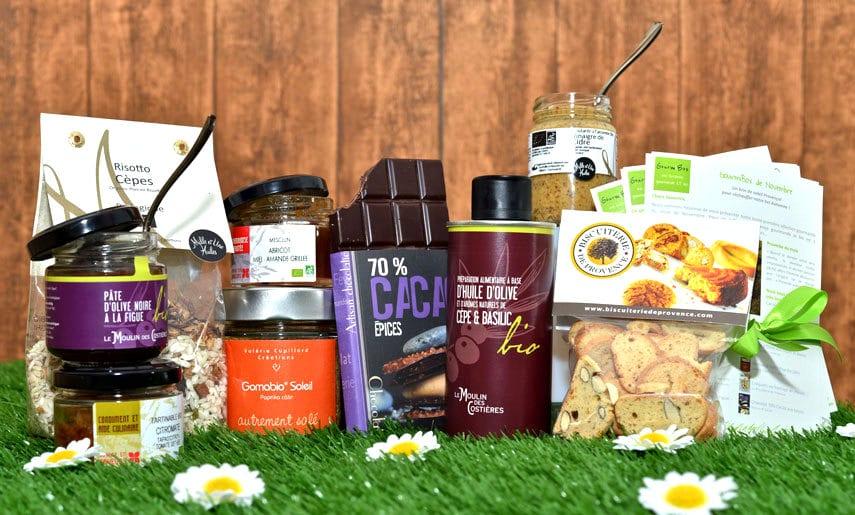 boxes gourmandes Dans la boîte : 5 boxes gourmandes auxquelles s'abonner