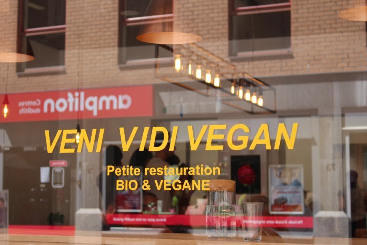 Veni Vidi Vegan, une oasis pour végétaliens à Charleroi