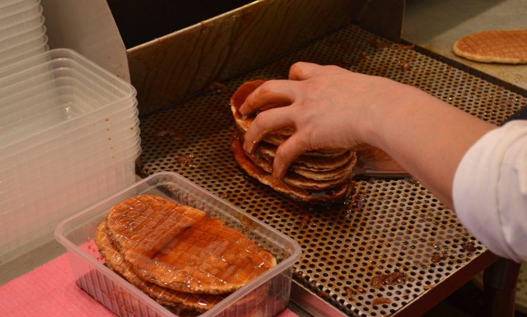 Les gourmandises de la Foire de Liège classées par calories