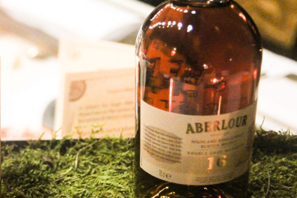 Aberlour, ou le secret de la double maturation