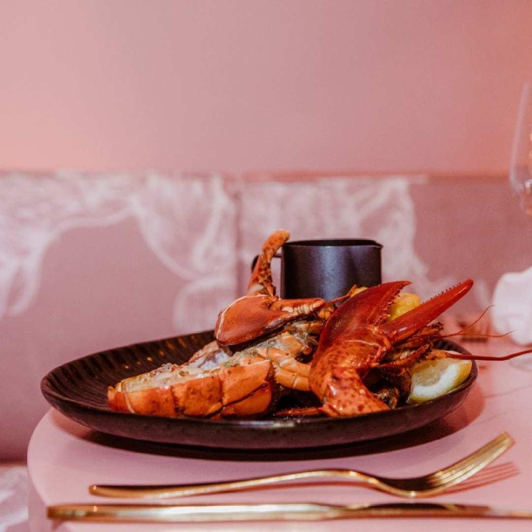 MaMa Kelly, le restaurant d'Amsterdam qui voit la vie en rose