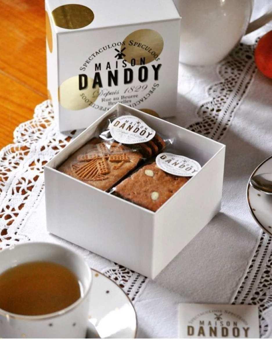 Après Bruxelles, cap sur la Flandre pour la Maison Dandoy