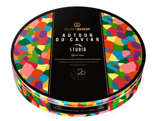 Sushi Shop Caviar