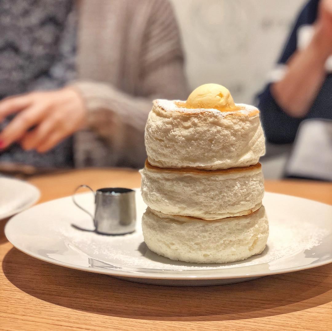 Les pancakes fluffy, le délice japonais qui enchante le petit-dèj'