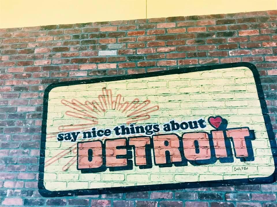 Detroit La renaissance de Detroit est aussi savoureuse que surprenante