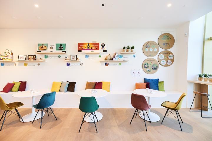 Nescafé ouvre un bar éphémère à Bruxelles