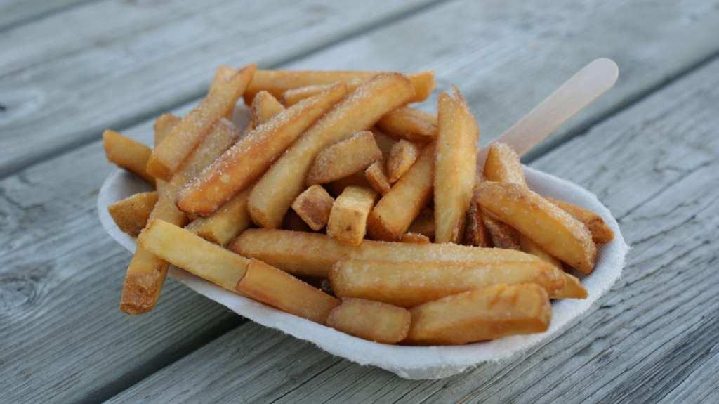 Frites Cette friterie liégeoise fait le buzz pour une délicieuse raison