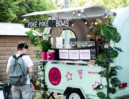food-truck les ardentes - Clément Jadot
