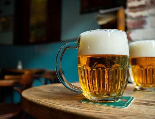 bière à la gaufre de liège unsplash