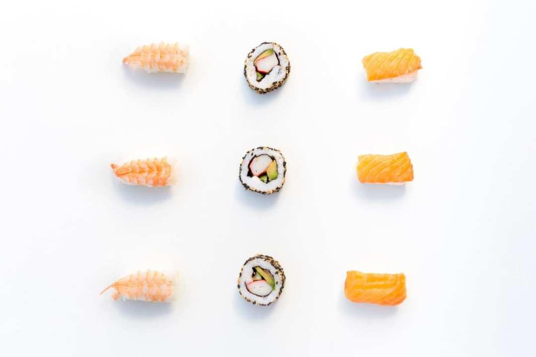 Sushis / gastronomie japonaise / unsplash - Isaac Quesada