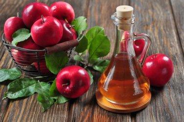 Vinaigre de cidre bio pour sauce la Xv saveurs d'hyères