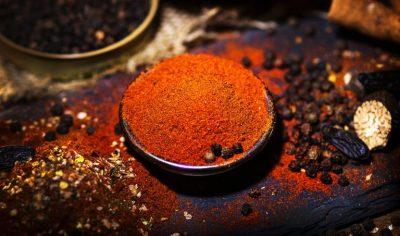 paprika poudre