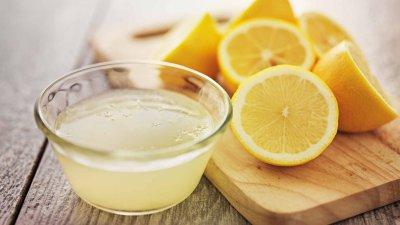 Jus de citron bio de sicile pour sauce la XV
