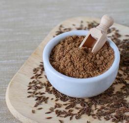 cumin-poudre-ingrédients de la sauce la XV