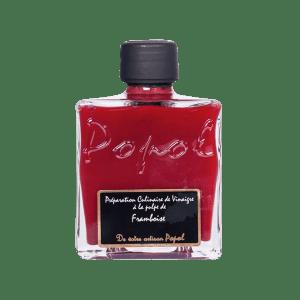 Vinaigre à la pulpe de Framboise 250 ml