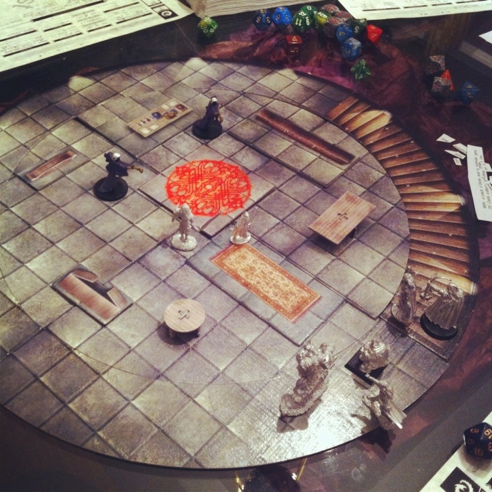 D&D NEXT/5th ed Playtest Experience (Points) (2/2)